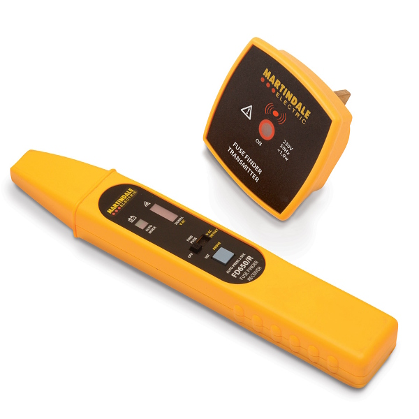 Martindale FD550 Digital Circuit Breaker and Fuse Finder