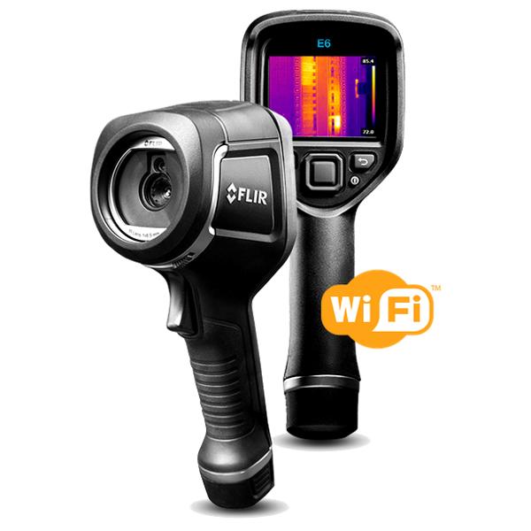 FLIR E6-XT Thermal Imaging Camera