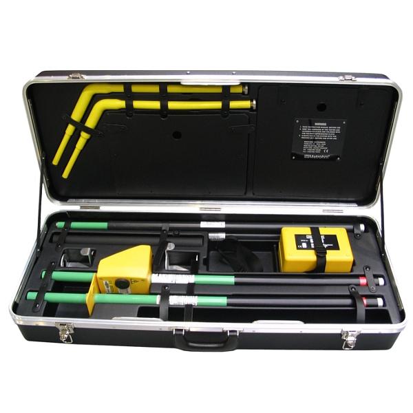 High Voltage Instruments Full Live Line Tester