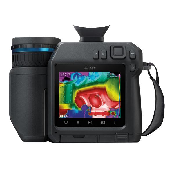 FLIR GF77 Uncooled Gas Imaging Camera