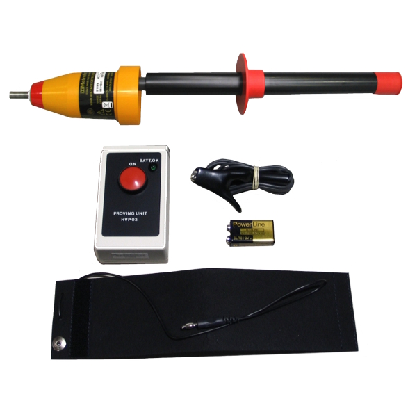 High Voltage Instruments HVD35/2A