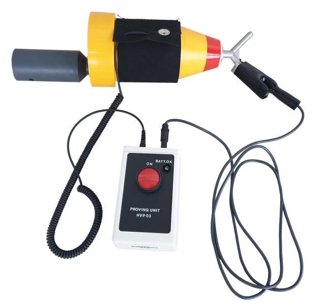 High Voltage Instruments HVP03 HVD Proving Unit