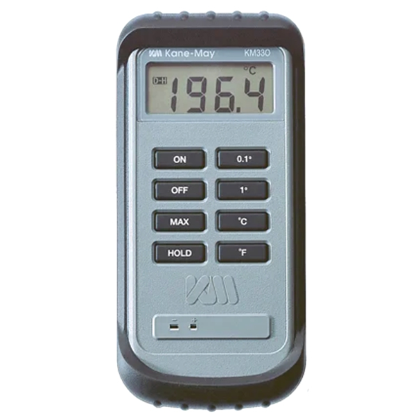 Comark KM330 Industrial Thermometer - Type K