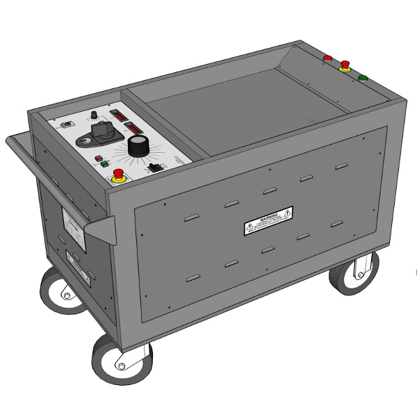 T&R Test Equipment KV AC Test Trolley