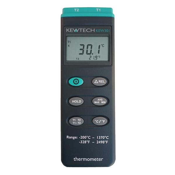 Kewtech L8 Legionella Thermometer Kit - Legionnaires