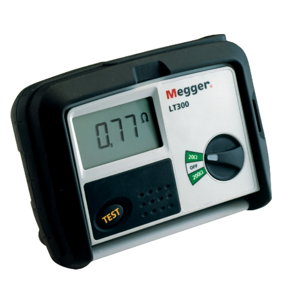 Megger LT300 High Current Loop Tester - Test Equipment