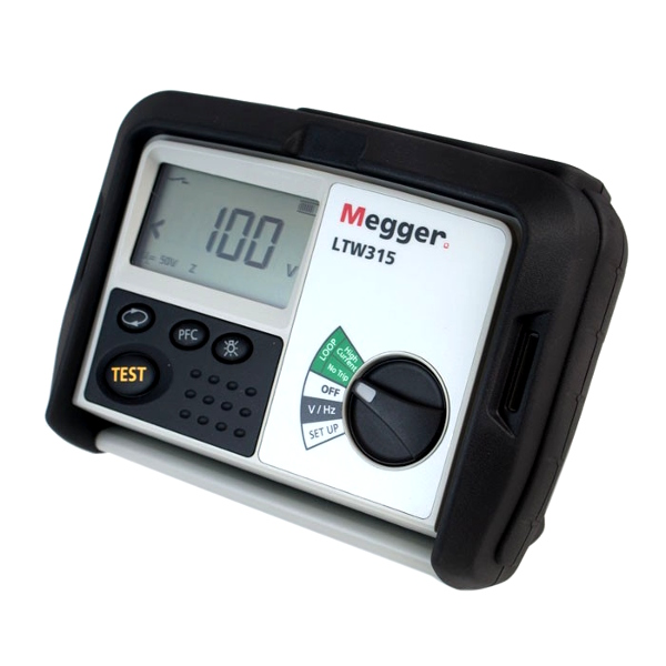 Megger LTW315 Two Wire Non-tripping Loop Tester