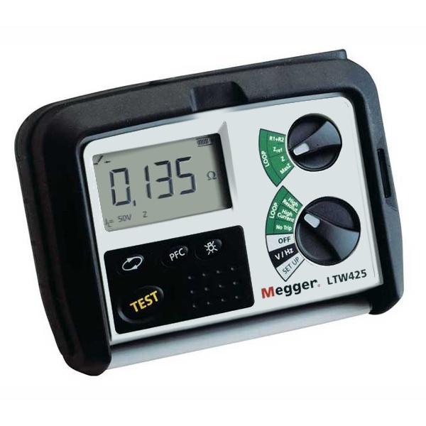 Megger LTW425 High Resolution Loop Tester - Test Equipment