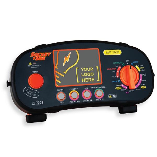 Socket & See MFT5000 Test Equipment