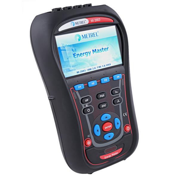 Metrel MI 2883 Power Quality Analyser - Test Equipment