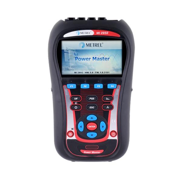 Metrel MI 2892 Power Master Power Quality Analyser