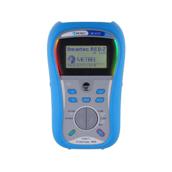 Metrel MI 3122 SMARTEC Z Line-Loop /RCD Tester