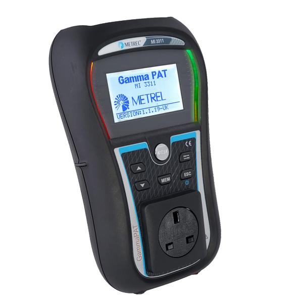 Metrel MI 3311 GammaPAT PAT Tester Standard Set (LITE)