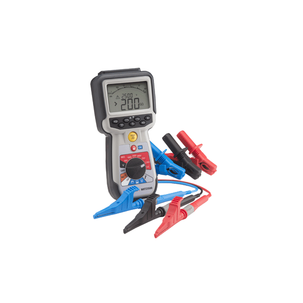 Megger MIT2500 High Voltage Hand-Held Insulation / Continuity Tester