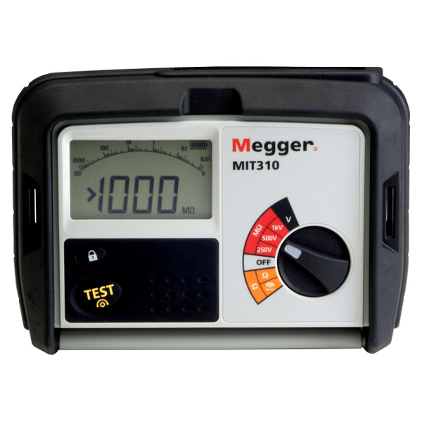 Megger MIT310 Digital Insulation Tester for Electricians - Test Equipment