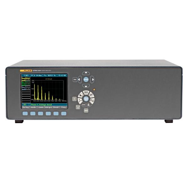 FLUKE Norma 5000 Power Quality Analyser