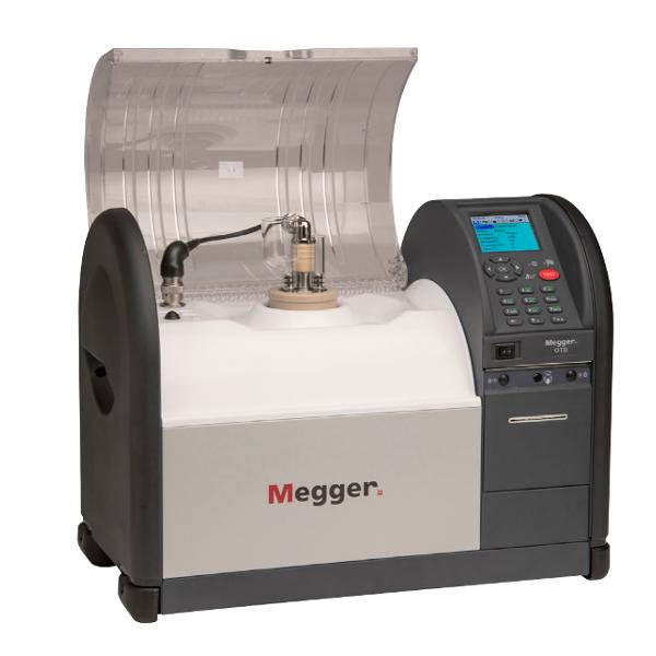 Megger Oil Tan Delta