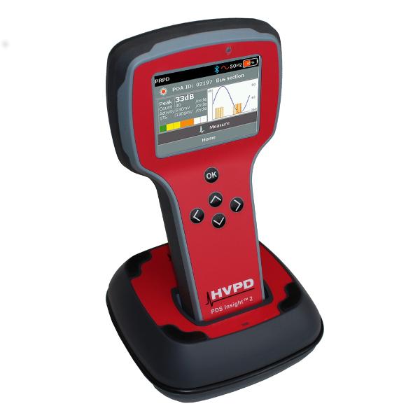 HVPD PDS Insight 2 Partial Discharge Handheld Scanner