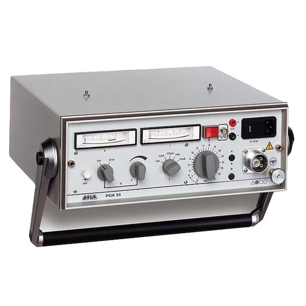 Baur PGK 25 DC High-Voltage Test Device inc. Discharge Rod