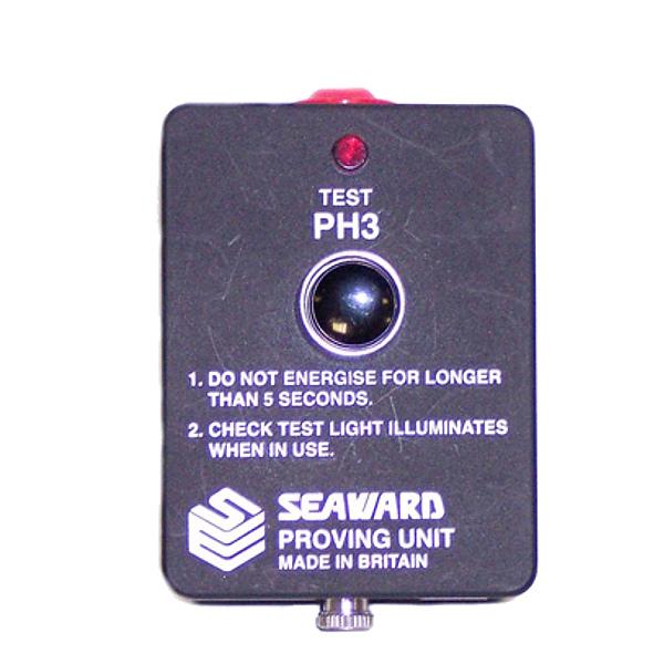 Seaward PH3 Proving Unit for KD1E (/KAD /22 /15D /33D) - Test Equipment