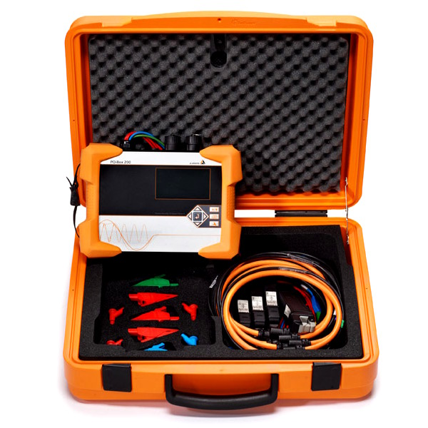 A-Eberle PQ-BOX 200 Network Analyser and Transient Recorder