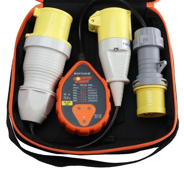 SOK110KIT Industrial Socket Tester Kit