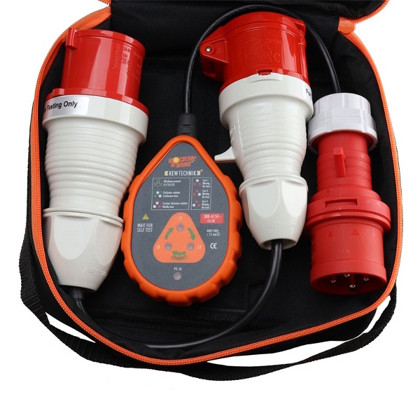 Socket & See SOK400KIT4P Industrial Socket Tester Kit