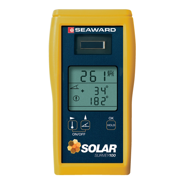 Seaward Solar Survey100 Irradiance Meter