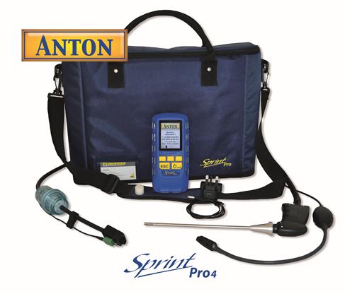 Anton Sprint Pro4 Flue Gas Analyser