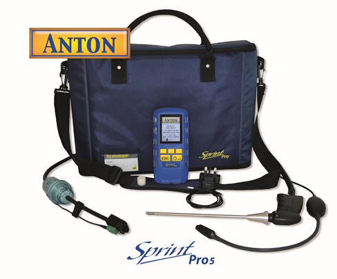 Anton Sprint Pro5 Multifunction Flue Gas Analyser