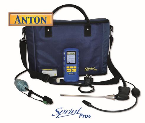 Anton Sprint Pro6 Flue Gas Analyser