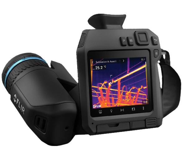 FLIR T865 High Performance Thermal Camera
