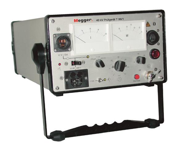 Megger T 99/1