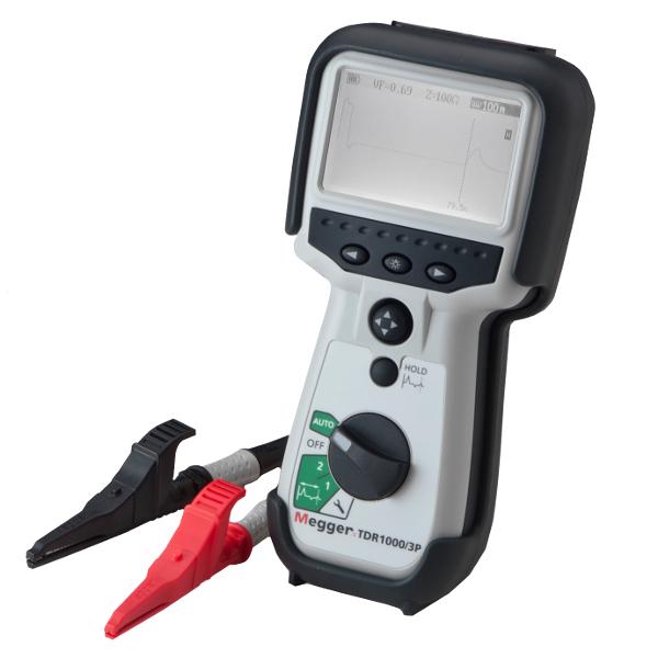 Megger TDR1000/3P Cable Fault Finder - Test Equipment